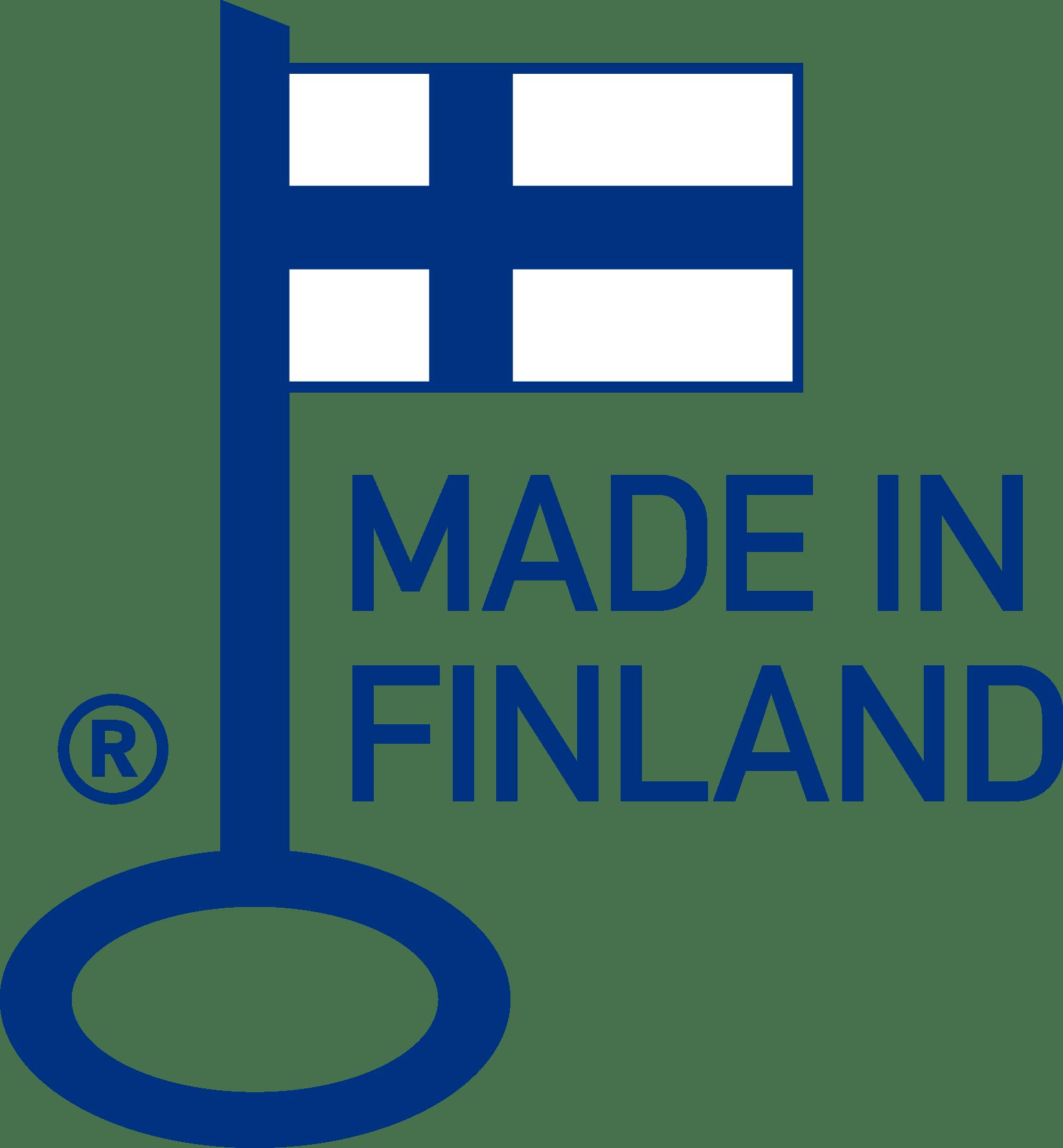 zipiloille on myönnetty suomalaisen työnliiton avainlippumerkki